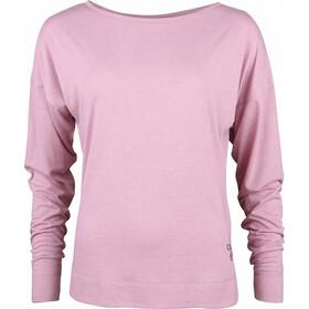 YORK Kalyani Langærmet trøje Damer, pink